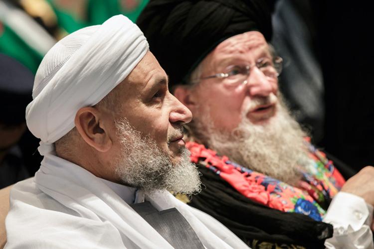 Доктор вобласти арабской филологииАс-Саади(Аль-Саади Абдульраззак Абдулрахман) возвращается вБИАвстатусевизит-профессора