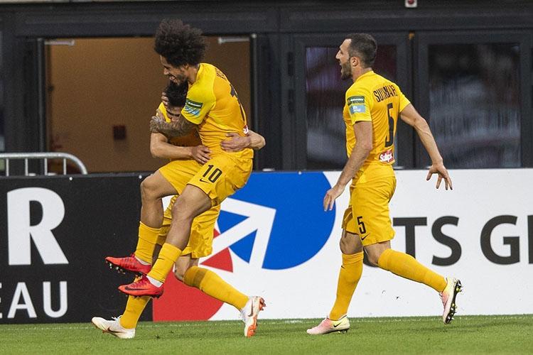«Кайрат» практически гарантировал себе участие вгрупповом этапе еврокубков— команда одержала победу взаключительном квалификационном раунде над люксембургской «Фолой» (4:1) иответный доманий матч должен стать формальностью