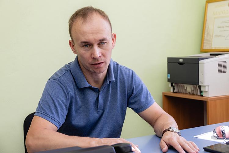 Алмаз Габидуллин: «В2016 году япроходил обучение вКазани ивМоскве попрограмме «Бизнес-молодость». Врамках программы нужно было реализовать изащитить проект. Свой залежавшийся наполке проект онлайн-магазина валенок яивзял!»