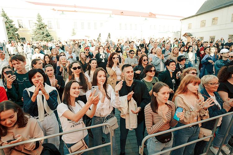 Вдень фестиваля можно будет послушать экспресс-лекции опрошлом, настоящем ибудущем татарского языка, атакже запустится открытая студия для всех желающих любого возраста, где можно будет создать изаписать треки сизвестными музыкантами