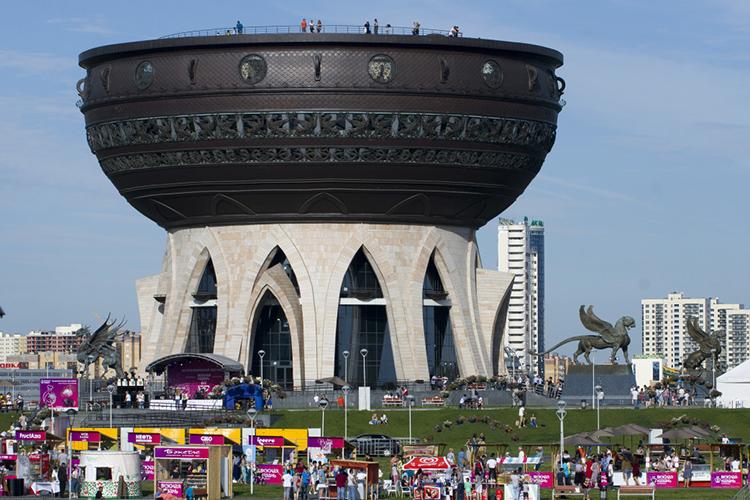 День города иреспублики для столицы РТначнется наплощадке уцентра семьи «Казан»