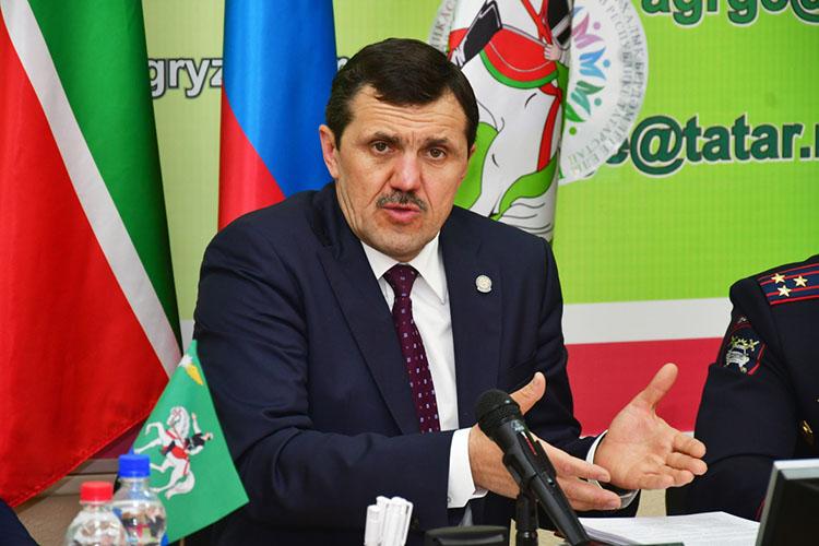 Шамиль Гафаров:«Унас нет впоследнее время прорывных инициатив, которые вбудущем позволилибы нам давать положительные результаты»