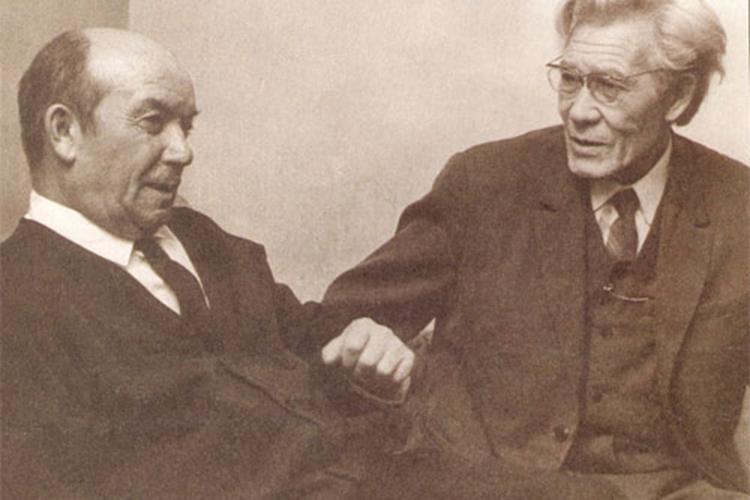 ГумерБаширов и Хасан Туфан