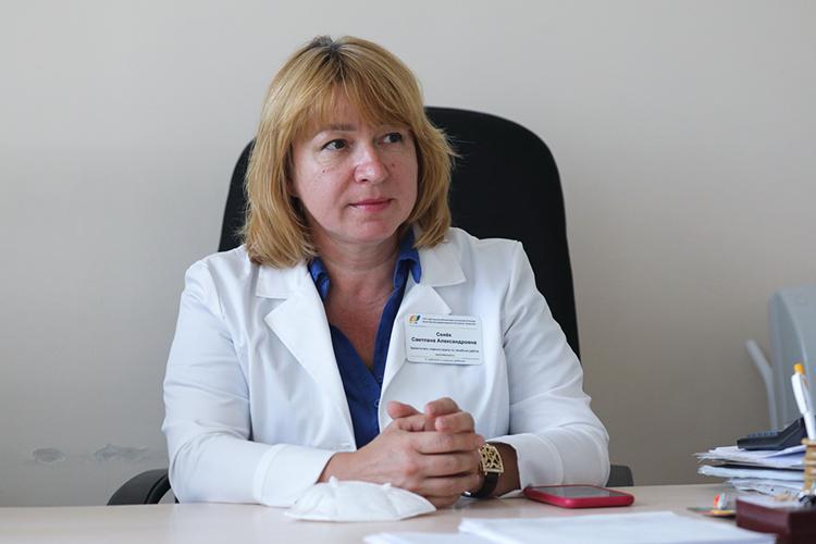 Светлана Сенек: «Если ребенок был здоров, онпереносит вирус как ОРВИ, аесли есть хронические заболевания, токовид протекает очень тяжело»