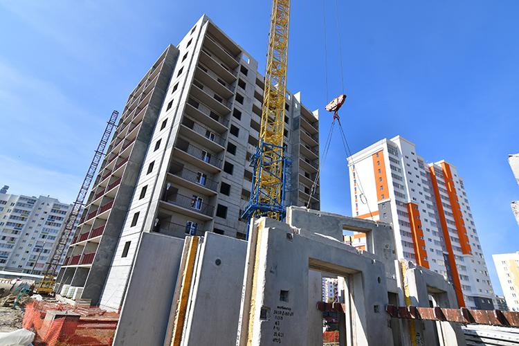 Застройщик планирует вводить вэксплуатацию порядка 60-70 тысяч квадратных метров вгод, изних 15-20 тысяч— жилье бизнес- иболее высокого класса