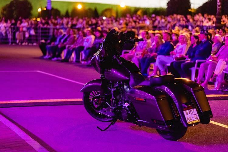 Еще впрошлом году Сладковский приобрел себе мотоцикл Harley-Davidson