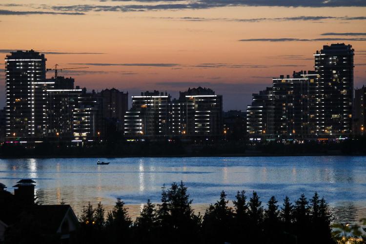Близость воды влияет инастоимость жилья, намекнулГольдберг инвесторам, зажимающим деньги наблагоустройство