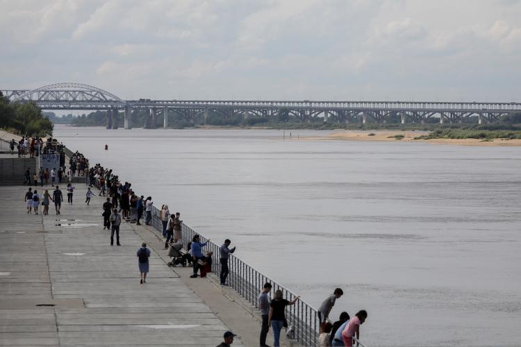 ВНижнем Новгороде должна появиться самая протяженная набережная Европы— 15 километров