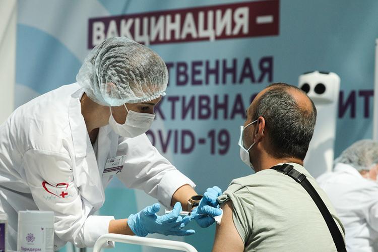 «Впрошлом году была неизвестность, ничего непонятно, сейчас, ксчастью, есть возможность вакцинироваться. Есть понимание, что ковид— это реалии, ккоторым надо привыкать»