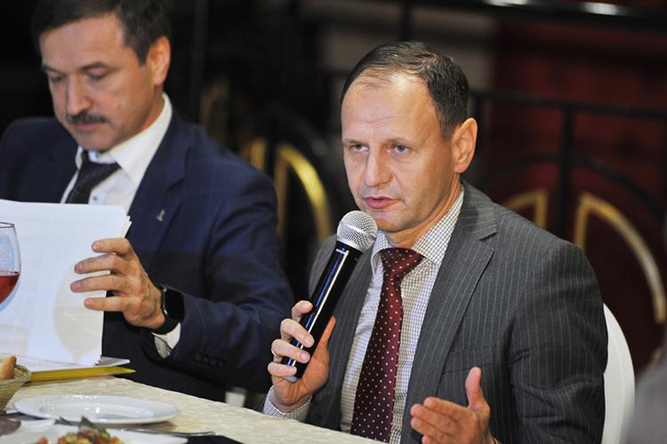 Олег Афанасьев:«Всреднем цены наметалл для нас выросли вдва раза, апонекоторым позициям втри раза. Также отмечался существенный рост инадругие комплектующие. Можно сказать, что цены выросли навсе»