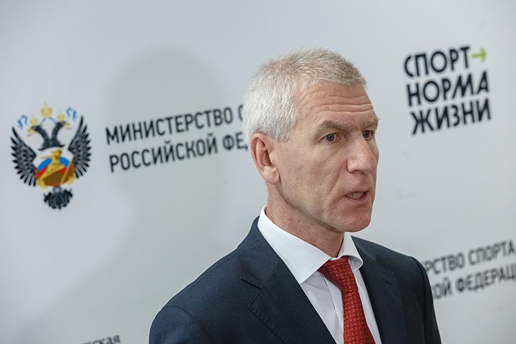 Олег Матыцинговорил, что Игры стран СНГ должны стать символом победы над коронавирусом