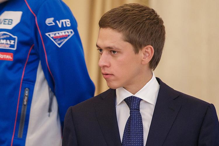 Набирающей влияние персоной эксперты считают Равиля Маганова, сына гендиректора «Татнефти»