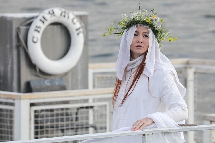 Вминувшие выходные наострове-граде Свияжск состоялась премьера полной версии оперной трилогии Александра Маноцкова