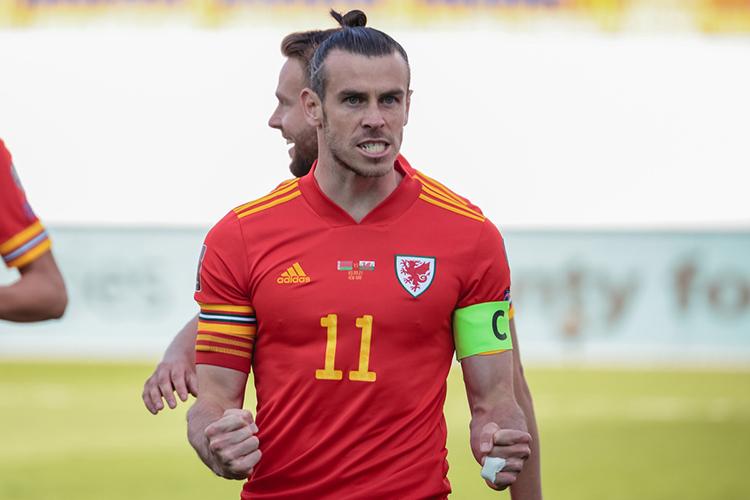 Откапитана валлийцевполузащитника мадридского «Реала» Гарета Бэйлаисходила вся острота в матче
