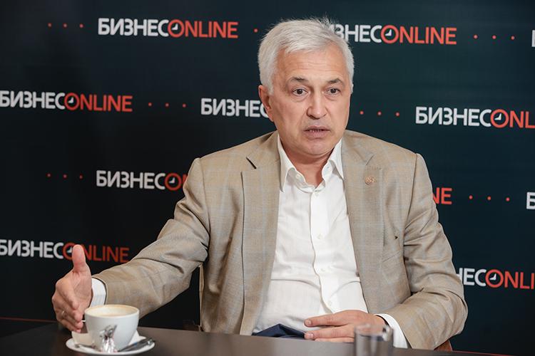 Азат Ягафаров: «Считаю, что моё выдвижение впарламент уникально ещё тем, что впервые замногие годы отнефтяного края вДуму идетчеловек непосредственно из«Татнефти»
