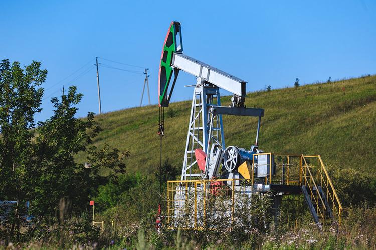 «Сегодня нефтяники Татарстана работают наместорождениях, выработанных на84— 86 процентов. Это значит, в100 тоннах жидкости нефть составляет всего 15 тонн»