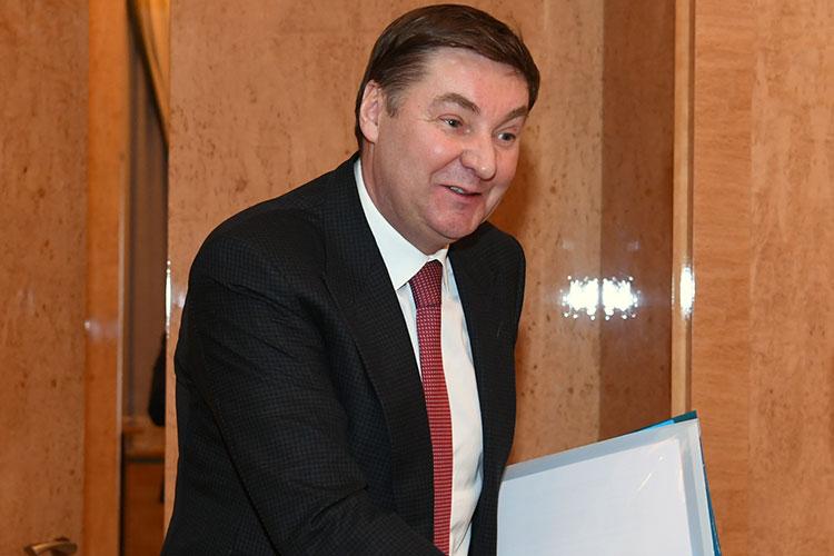 Виктор Григорьев — председатель совета директоров ГК «Динамика»