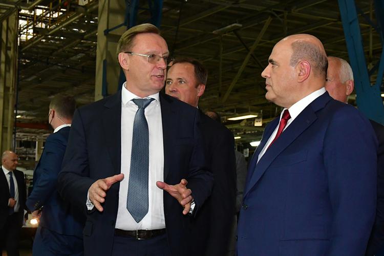 Сергей Когогин: «Унас вплане НИОКР наследующий год присутствует создание водородного автомобиля 18 тонн иводородного автобуса. Насколько мыуспеем это сделать, янескажу, новплане есть»