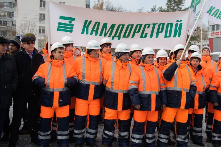 Один изстарейших ивлиятельных дорожно-строительных трестов Татарстана испытывает сложнейшие для себя времена. Легендарный трест «Камдорстрой» награни окончания— банкроства