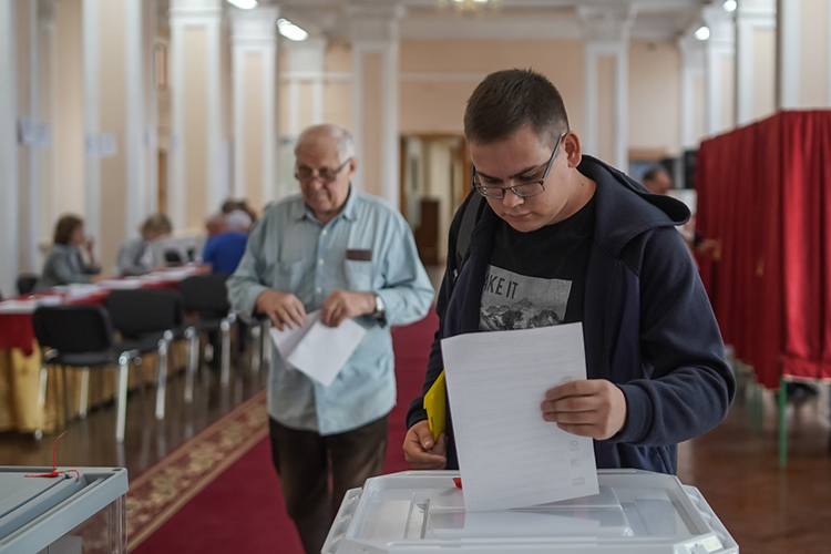 Будут только три формы голосования— научастках, надому иучастках втруднодоступных населенных пунктах