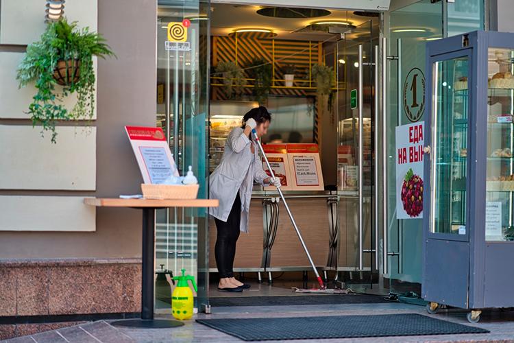 До пандемии можно было найти уборщиц за 65-80 рублей в час, теперь минимальный заработок — 130-150 рублей