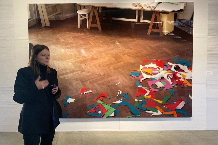 Новый арт-сезон встоличном музее современного искусства «Гараж» открывается первой российской персональной выставкой всемирно известного немецкого фотохудожникаТомаса Деманда