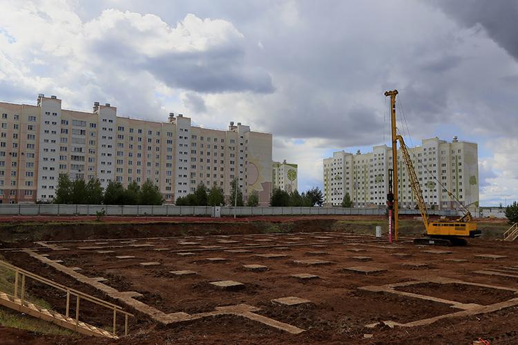 Один изновых проектов— образовательный центр, который будет построен втечение года поинициативе руководства компании вНижнекамске