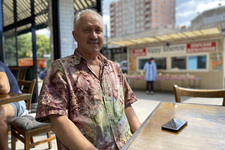 Равиль Апанаев: «Улюдей уже наподсознательном уровне: если нужно что-то ремонтировать, все кнам бегут»