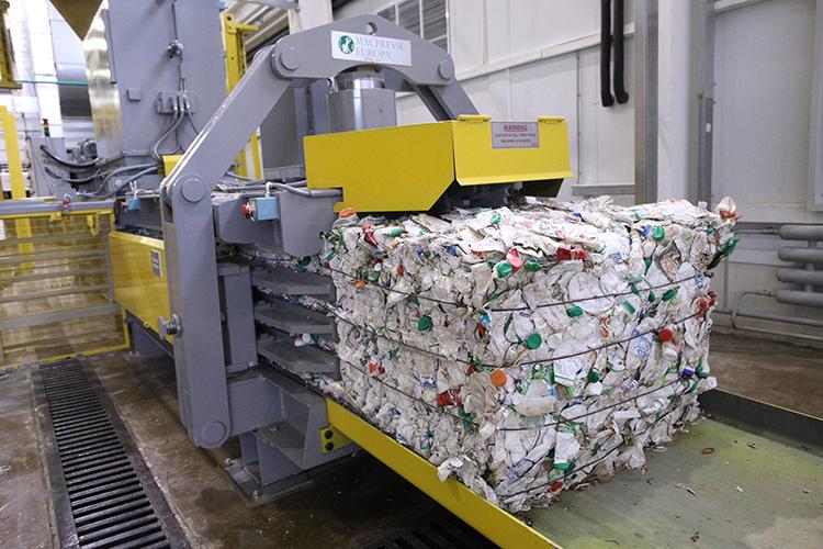 «Партия считает, иялично убежден, что проблему мусора можно решить только системой глубокой переработки отходов»