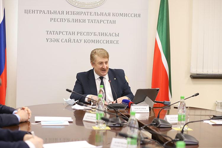 «Яверю, что вТатарстане избиратели будут голосовать активно, схорошим настроением ивыберут достойных депутатов Государственной Думы»
