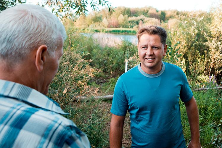 «В перспективе озеро должны включить в федеральную программу сохранения уникальных водныхобъектов, это позволит его почистить и благоустроить»