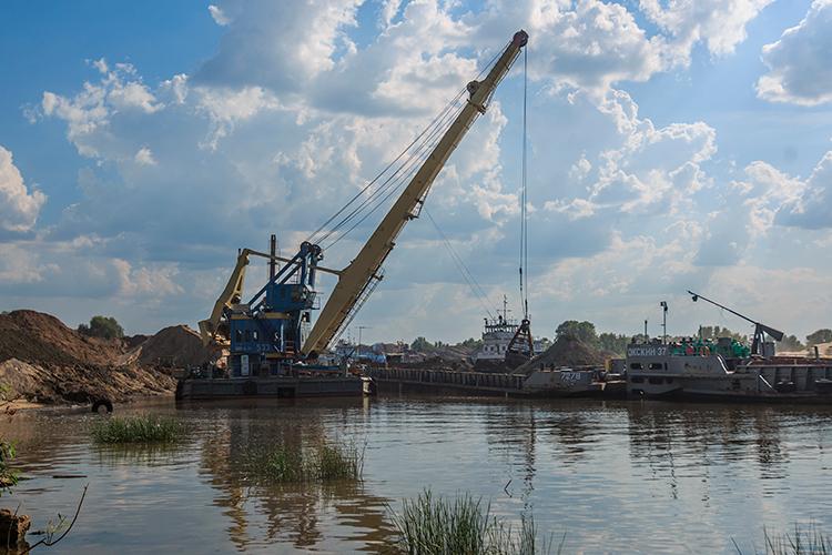 Если все пойдет поплану, тоуже вбудущем году работы наНижнекамском водохранилище начнутся