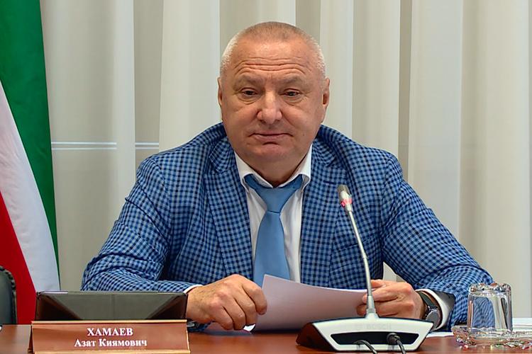 Азата Хамаеваволновал вопрос возможного повышения тарифов для населения