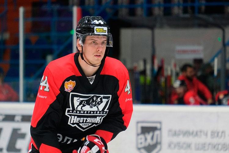 Цуканов провёл 5 матчей, ненабрал очков ипроводил нальду всреднем 13 минут