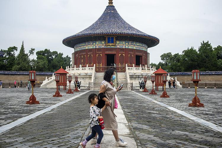 «УКНР небыло стратегических претензий кдругим странам, напротяжении четырех десятилетий реформ Пекин опирался налозунги мира повсем мире, процветания иглобализации»