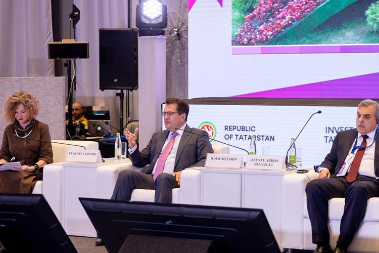 Ильсур Метшин:«Как сказали организаторы, мыпровели лучшую вистории летнюю Универсиаду, которая, конечно, разделила историю Казани надо2013 года ипосле»