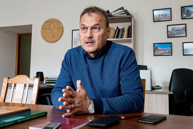 Айдар Ногманов: «Мыпрекрасно понимали, насколько важен этот некрополь для истории икультуры татарского народа, идопоры довремени просто нерешались кнему подступиться»