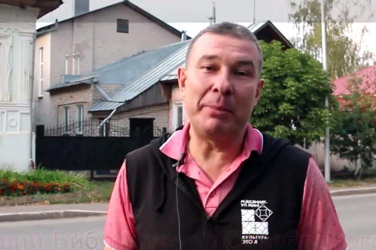 Андрей Иванов:«Унего есть, намой взгляд, совершенно потрясающий рассказ «Башни над Камой» онашем Городище.Нуигерои— уРомановского ими являются простые дети ипростые взрослые»