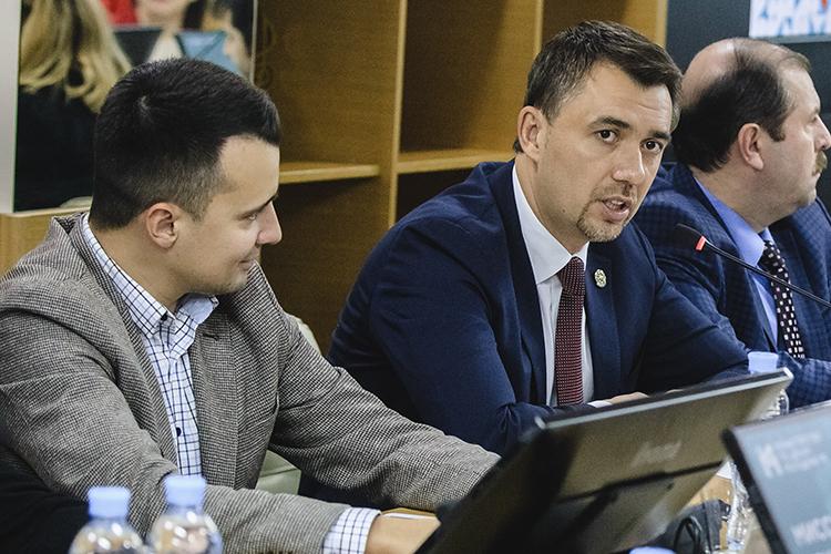 В«Лиге студентов» онтрудился вплоть допредложения Фаттахова перейти вего команду надолжность первого замминистра поделам молодежи РТ