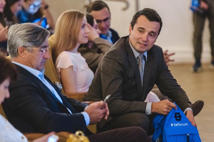 Сулейманов— человек, который изнутри знает молодежную политику Татарстана вовсех еепроявлениях