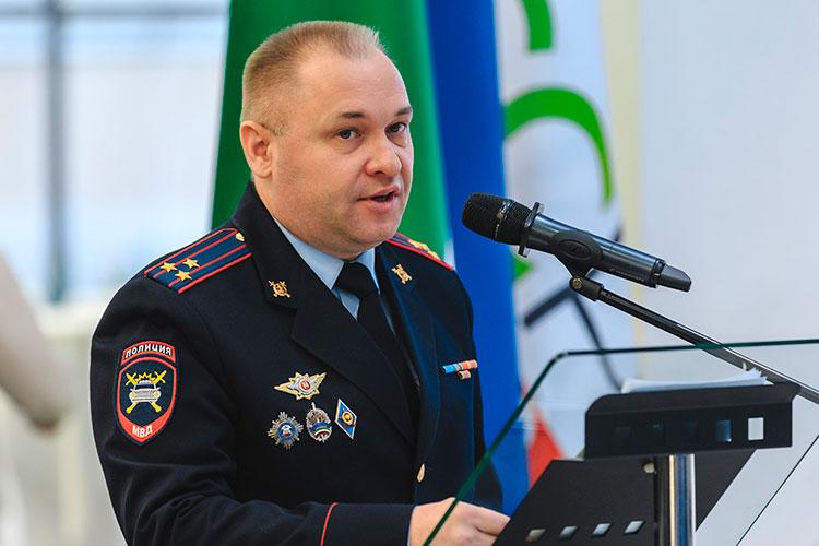 Дамир Бикмухаметовдоложил оразработке комплекса «Хэрэкэт» (движение)