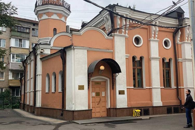 Мечеть наБольшой Татарской— старейшая вгороде исчитается местом притяжения нетолько мусульман