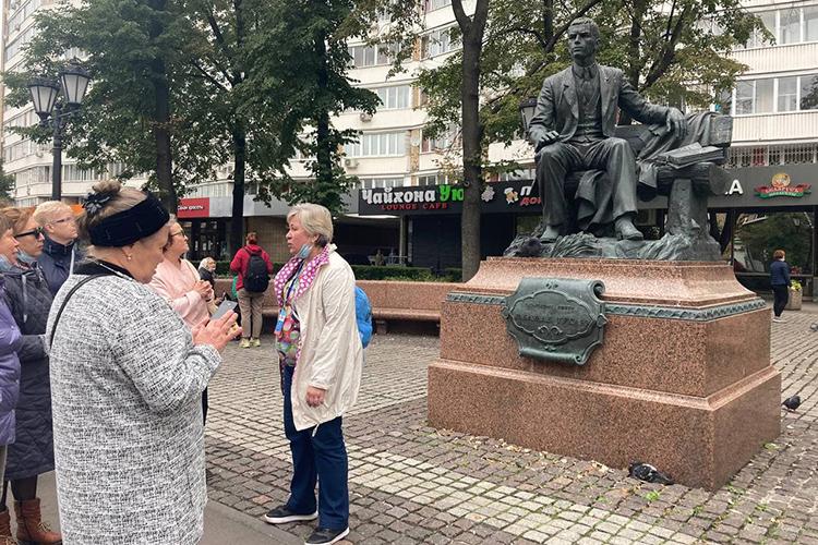 Памятник выдающемуся татарскому поэту Габдулле Тукаю