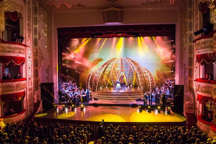 Шестой сезон музыкального фестиваля «Yзгәреш җиле», концерты которого пройдут в декабре, рискует обернуться скандалом уже сейчас