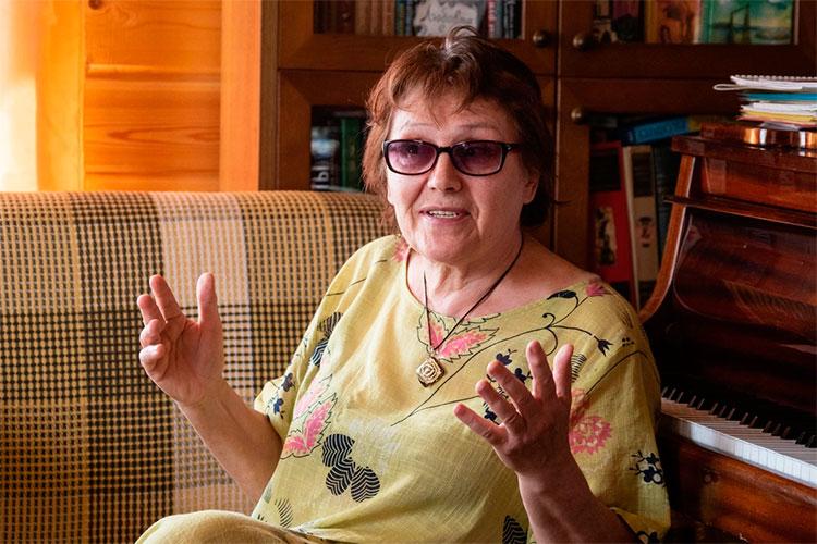 Луиза Батыр-Булгари не согласна ни с этическим, ни с эстетическим посылом фестиваля «Yзгәреш җиле»