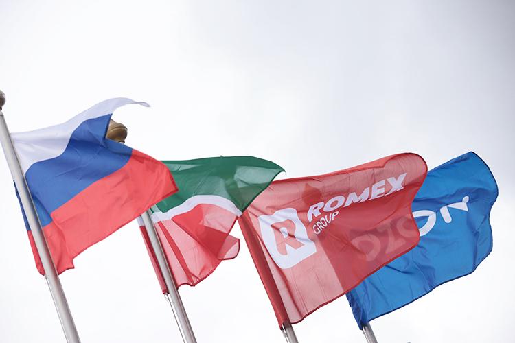 Для «Ромекс Групп» это уже четвертый объект натерритории Татарстана после распредцентров для Х5 Retail Group** вЕлабуге, Зеленодольске ипервой очереди логистического центра Ozon