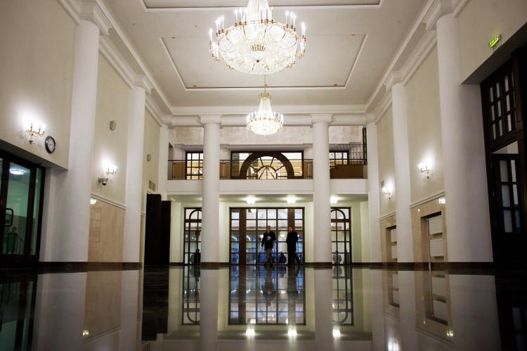 Театр «Градский Холл» или, понеофициальной версии, просто театр Градского,— место удивительное для Москвы вовсех смыслах. Оно уже 6 лет существует накультурной карте городакак самостоятельная институция