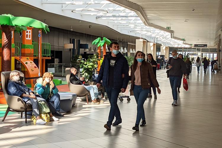 Торговые центры Казани всентябре вышли вплюс попосещаемости. Трафик посетителей подрос почти на7% посравнению с2020-м годом