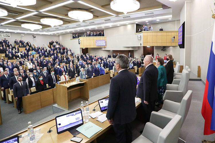 Впреддверии первого заседания Госдумы VIII созыва главы партийных фракций произнесли короткие речи, вкоторых обрисовали свои планы