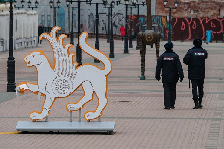 Локдаун-2020 показал: «полицейского государство» в Татарстане невозможно, как минимум, на долгий срок. Не хватит личного состава.